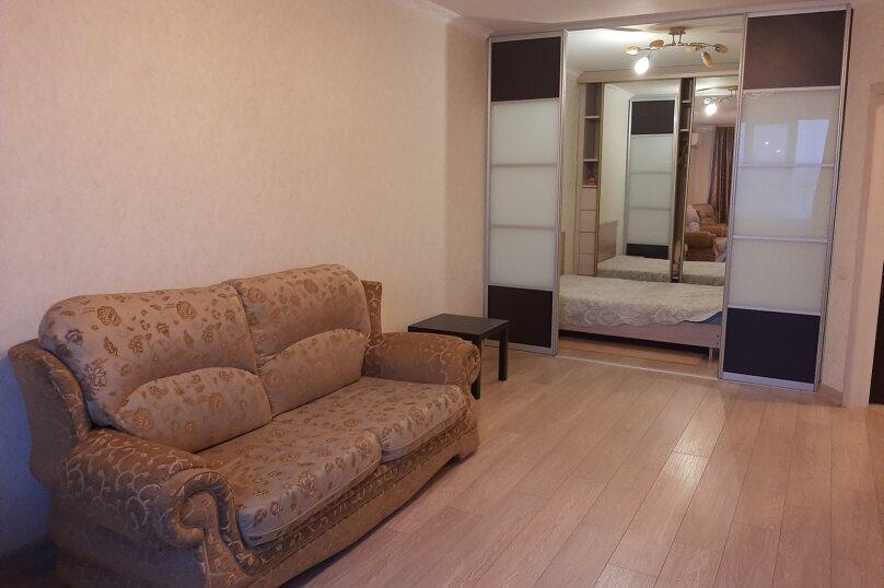 1-комн. квартира, 54 кв.м. на 6 человек, Первомайский проспект, 76к3, Рязань - Фотография 12