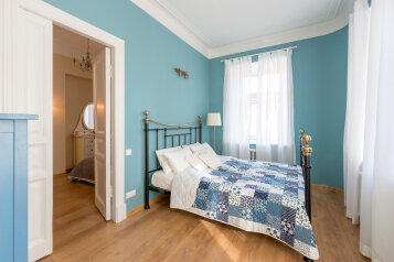 3-комн. квартира, 110 кв.м. на 10 человек, Адмиралтейская набережная, 6, Санкт-Петербург - Фотография 1