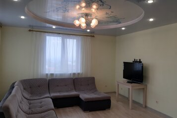 2-комн. квартира, 80 кв.м. на 6 человек, Вокзальная, 55Б, Рязань - Фотография 1