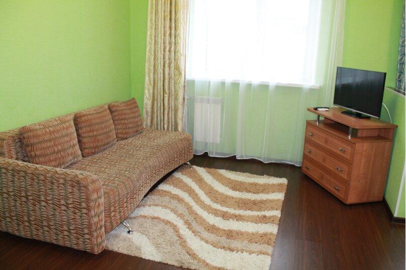 2-комн. квартира, 55 кв.м. на 4 человека, улица Истомина, 22А, Хабаровск - Фотография 9