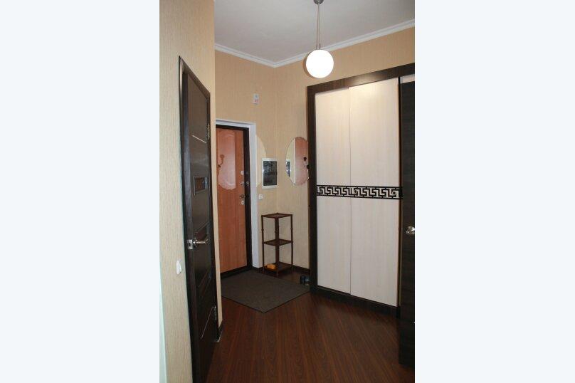 2-комн. квартира, 55 кв.м. на 4 человека, улица Истомина, 22А, Хабаровск - Фотография 12
