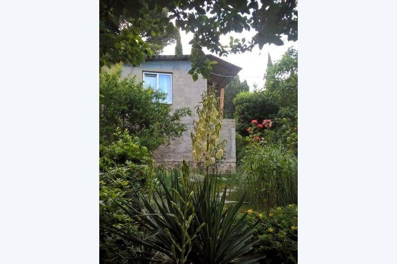 Летний домик, 20 кв.м. на 2 человека, 1 спальня, Западная улица, 20, Алупка - Фотография 1