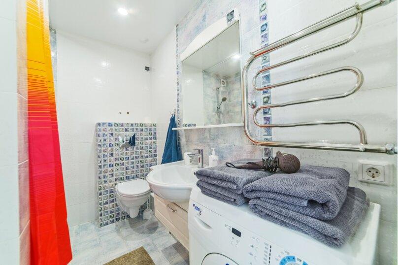 2-комн. квартира, 44 кв.м. на 4 человека, улица Татарстан, 72, Казань - Фотография 7