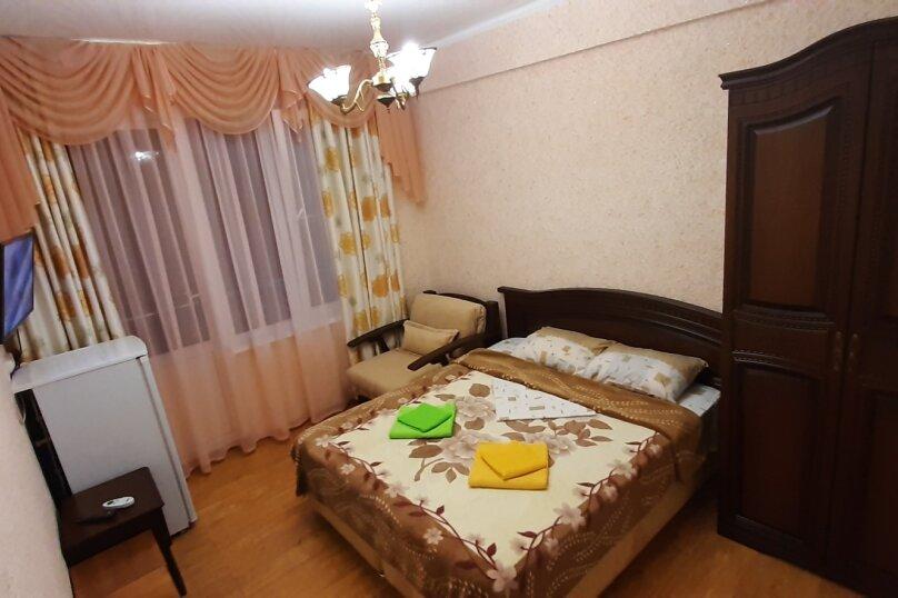 Трехместный номер, Черноморская улица, 9А, Дивноморское - Фотография 1