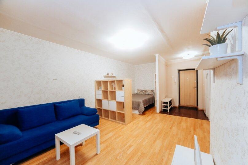 1-комн. квартира, 36 кв.м. на 4 человека, Чистопольская улица, 4, Казань - Фотография 4