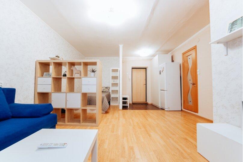 1-комн. квартира, 36 кв.м. на 4 человека, Чистопольская улица, 4, Казань - Фотография 6