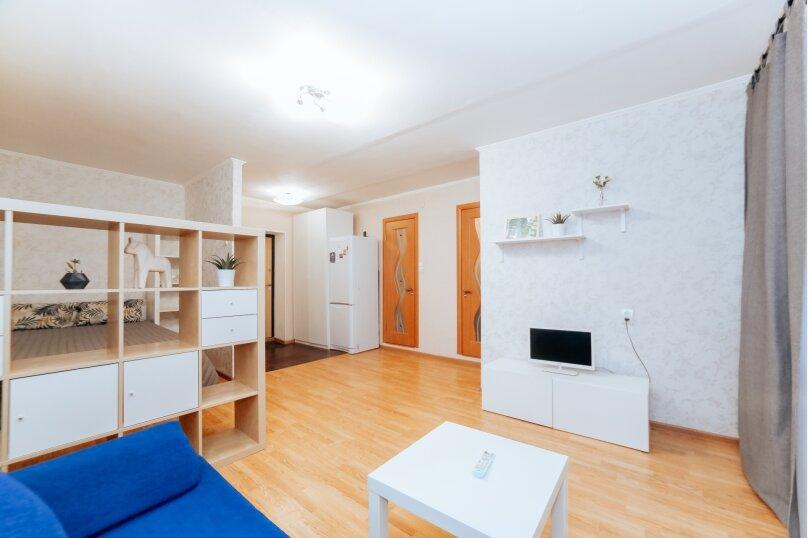 1-комн. квартира, 36 кв.м. на 4 человека, Чистопольская улица, 4, Казань - Фотография 7