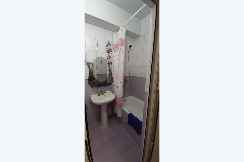 Двухкомнатный номер с 2-мя санузлами, Черноморская улица, 9А, Дивноморское - Фотография 2