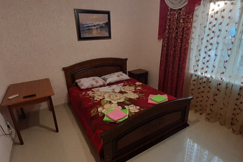 Двухкомнатный номер с 2-мя санузлами, Черноморская улица, 9А, Дивноморское - Фотография 4