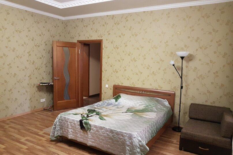 1-комн. квартира, 50 кв.м. на 5 человек, улица Воина Шембелиди, 9, Витязево - Фотография 2