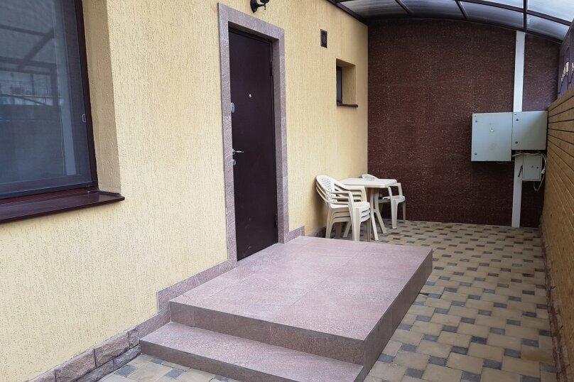 1-комн. квартира, 50 кв.м. на 5 человек, улица Воина Шембелиди, 9, Витязево - Фотография 10