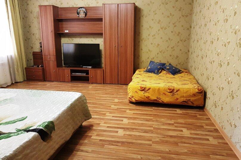 1-комн. квартира, 50 кв.м. на 5 человек, улица Воина Шембелиди, 9, Витязево - Фотография 11