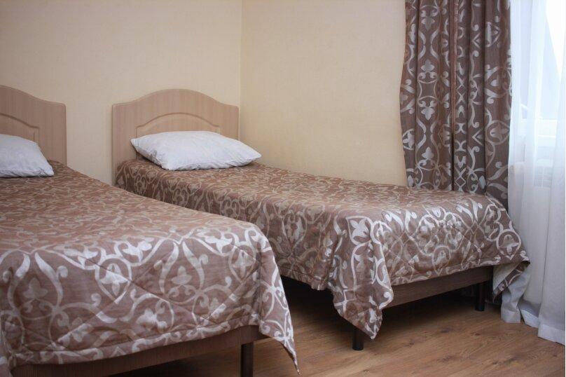 Апартаменты с 2 спальнями, Астраханская улица, 19, Анапа - Фотография 1