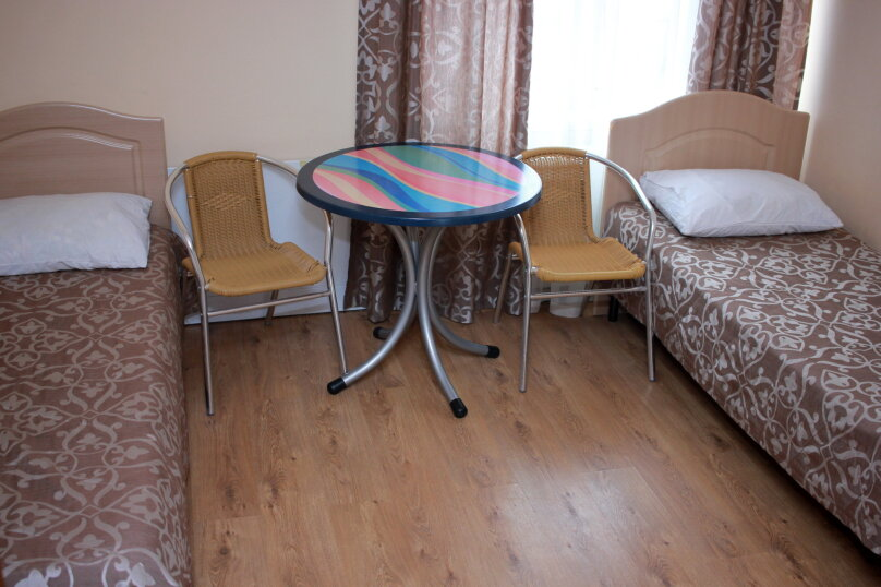 Апартаменты с 2 спальнями, Астраханская улица, 19, Анапа - Фотография 3