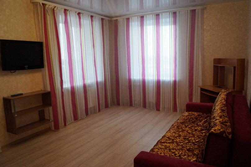 2-комн. квартира, 80 кв.м. на 8 человек, Вокзальная улица, 51А, Рязань - Фотография 3
