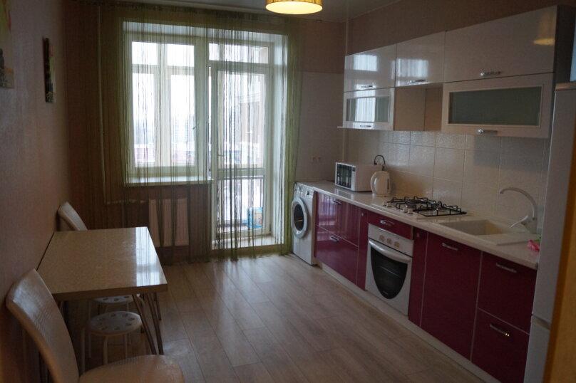 2-комн. квартира, 80 кв.м. на 8 человек, Вокзальная улица, 51А, Рязань - Фотография 9
