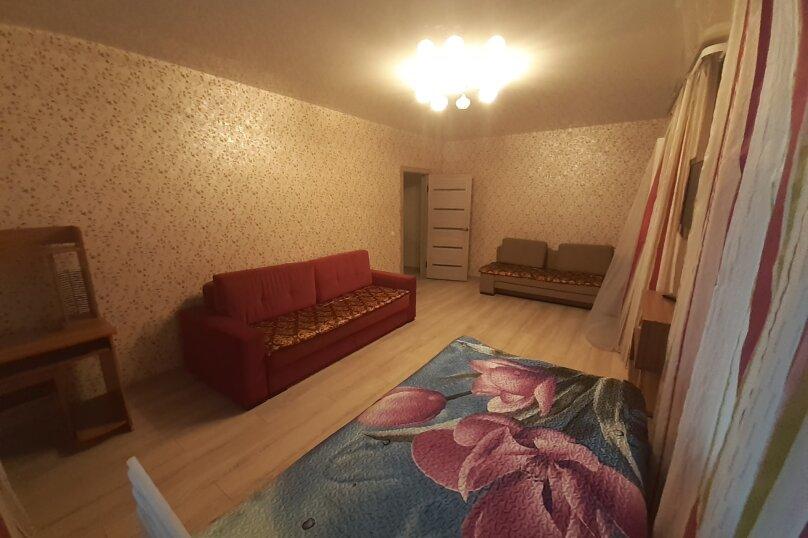 2-комн. квартира, 80 кв.м. на 8 человек, Вокзальная улица, 51А, Рязань - Фотография 16