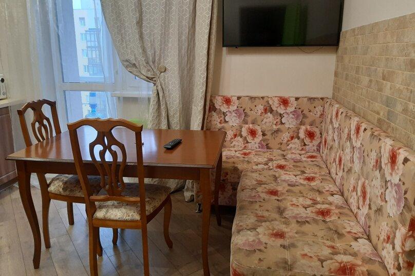 1-комн. квартира, 52 кв.м. на 3 человека, Вокзальная улица, 55Б, Рязань - Фотография 11