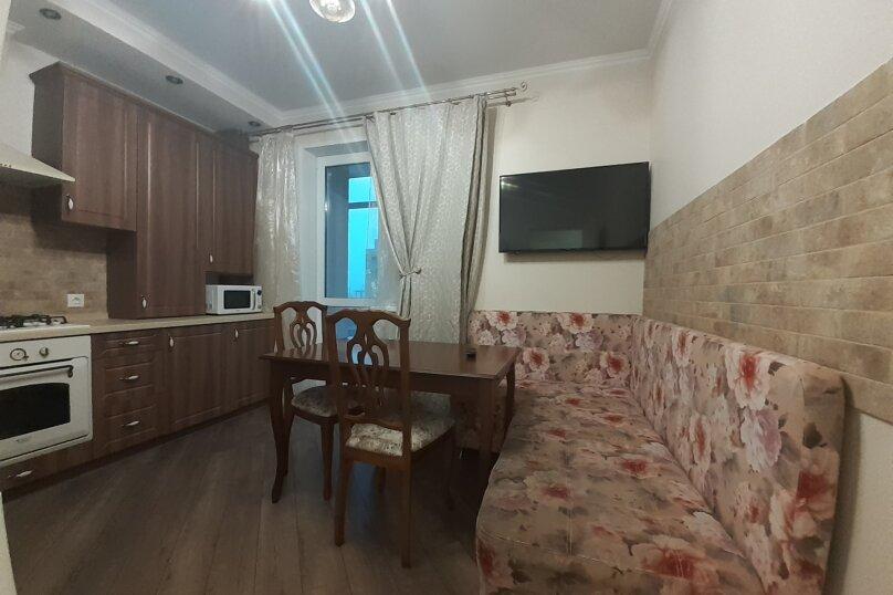 1-комн. квартира, 52 кв.м. на 3 человека, Вокзальная улица, 55Б, Рязань - Фотография 14