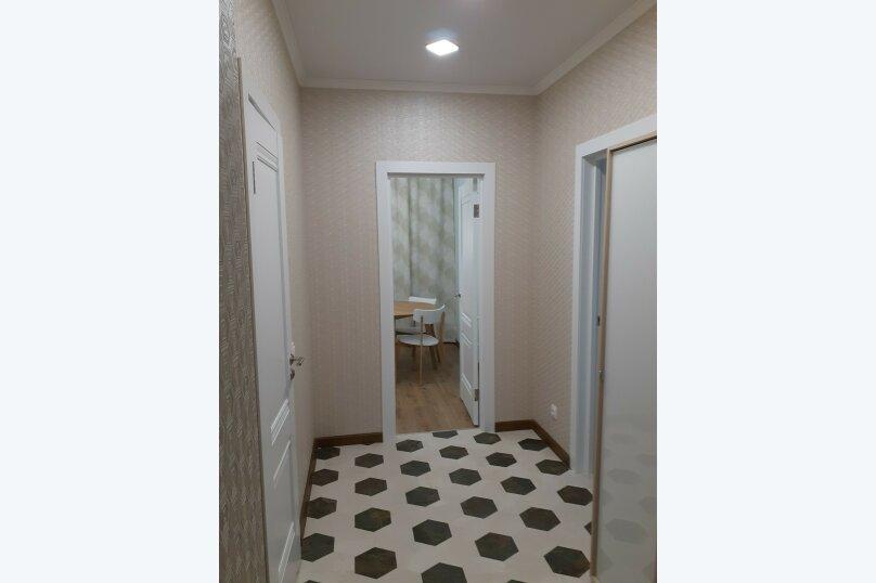 1-комн. квартира, 52 кв.м. на 4 человека, Вокзальная улица, 51А, Рязань - Фотография 2