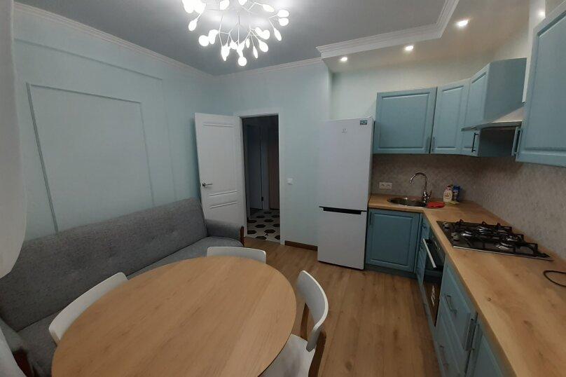 1-комн. квартира, 52 кв.м. на 4 человека, Вокзальная улица, 51А, Рязань - Фотография 4