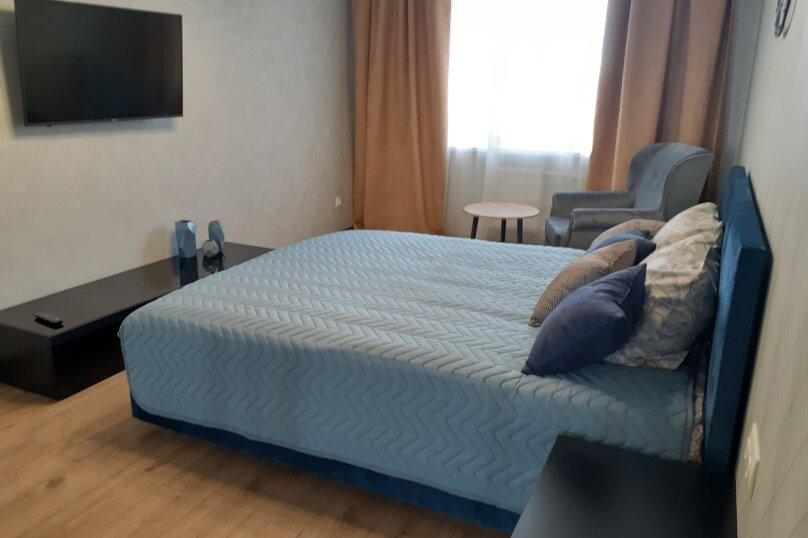 1-комн. квартира, 52 кв.м. на 4 человека, Вокзальная улица, 51А, Рязань - Фотография 14