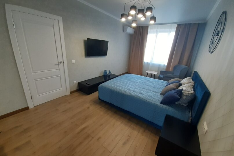 1-комн. квартира, 52 кв.м. на 4 человека, Вокзальная улица, 51А, Рязань - Фотография 15