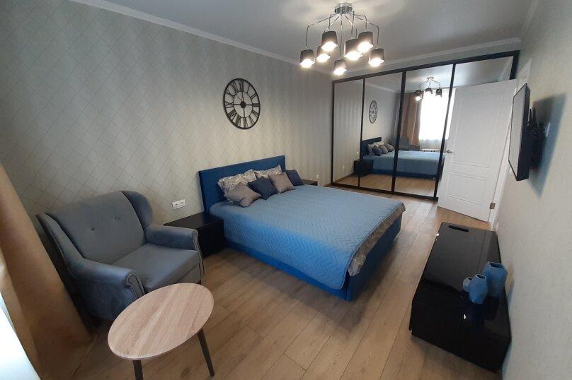 1-комн. квартира, 52 кв.м. на 4 человека, Вокзальная улица, 51А, Рязань - Фотография 27