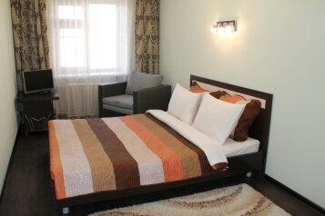 2-комн. квартира, 48 кв.м. на 5 человек, Волочаевская улица, 179, Хабаровск - Фотография 1