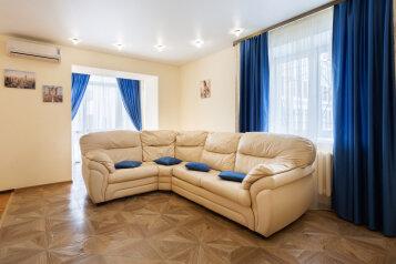 2-комн. квартира, 60 кв.м. на 4 человека, улица Цюрупы, 44/2, Уфа - Фотография 1