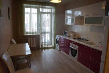 2-комн. квартира, 80 кв.м. на 8 человек, Вокзальная улица, 51А, Рязань - Фотография 1