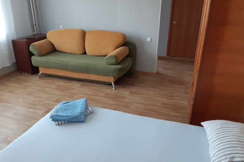 1-комн. квартира, 39 кв.м. на 6 человек, улица имени М.С. Урицкого, 35, Златоуст - Фотография 12