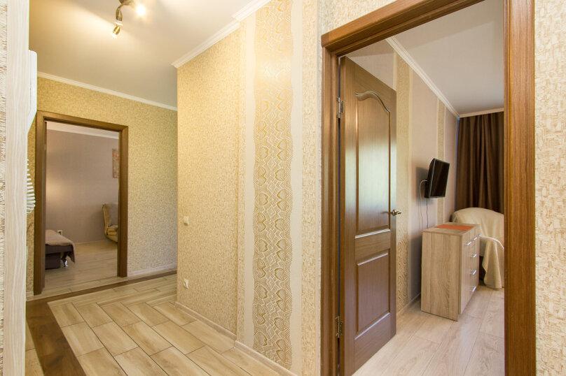 2-комн. квартира, 60 кв.м. на 4 человека, улица Багратиона, 138, Калининград - Фотография 10