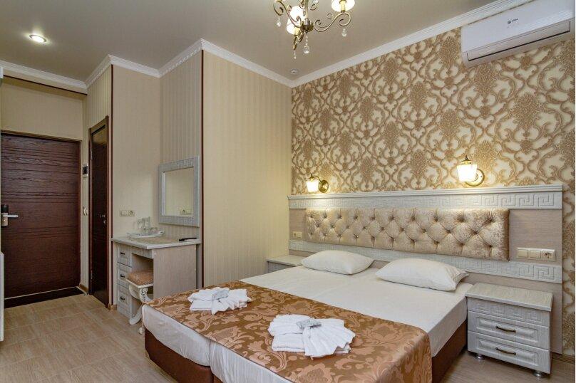 Евро 2- х местный на гостиницу, пер. ЛОК Витязь, 6, Анапа - Фотография 1