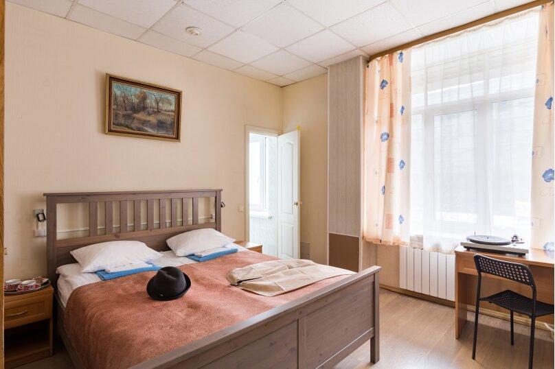 Улучшенный двухместный номер, Благодатная улица, 47, Санкт-Петербург - Фотография 1