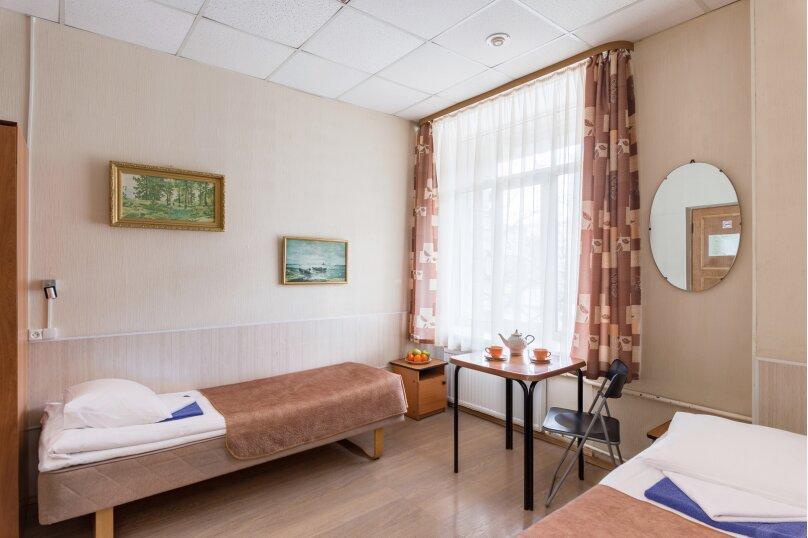 Стандартный двухместный номер, Благодатная улица, 47, Санкт-Петербург - Фотография 1