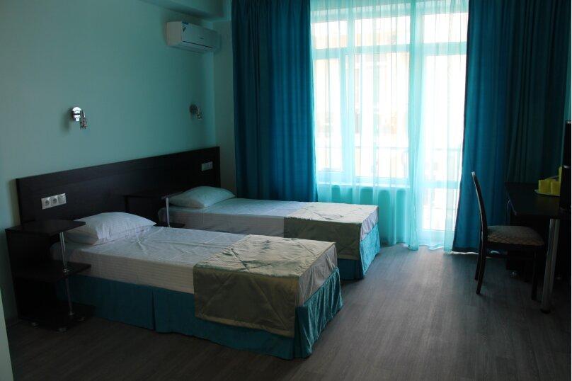 Делюкс с 2мя отдельными  кроватями, Победы, 2, Лазаревское - Фотография 6