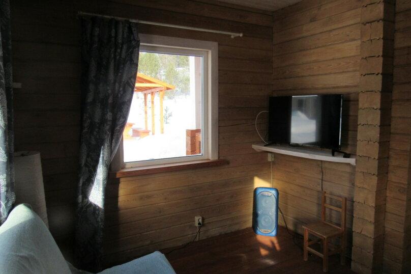 Коттедж с четырьмя спальнями на 8 человек, Поселок Терву, Ладожская улица, 21, Лахденпохья - Фотография 3