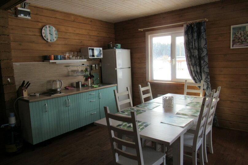 Коттедж с четырьмя спальнями на 8 человек, Поселок Терву, Ладожская улица, 21, Лахденпохья - Фотография 4