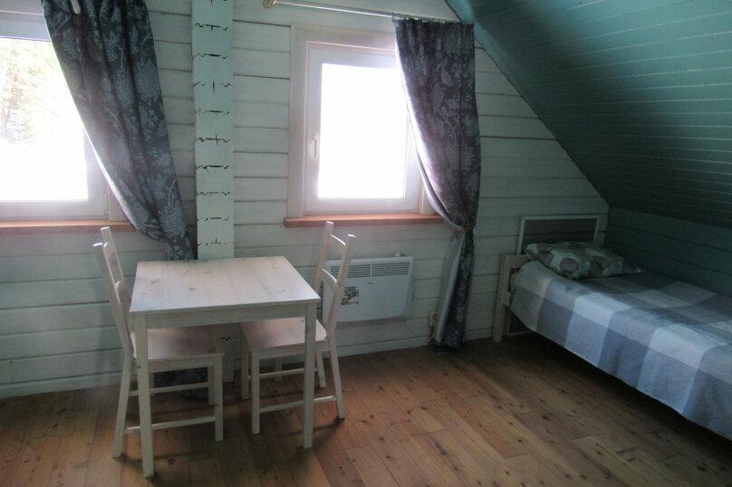 Коттедж с четырьмя спальнями на 8 человек, Поселок Терву, Ладожская улица, 21, Лахденпохья - Фотография 8