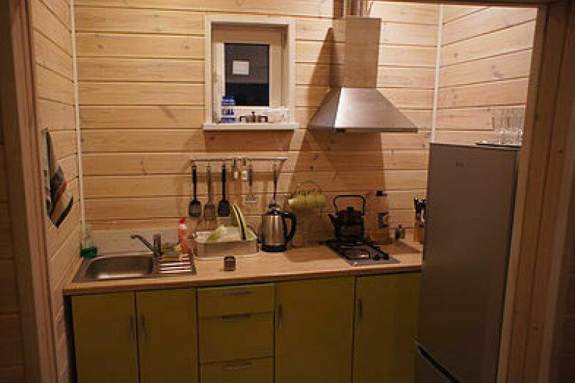 Коттедж с двумя спальнями на 4 человек, Поселок Терву, Ладожская улица, 21, Лахденпохья - Фотография 3