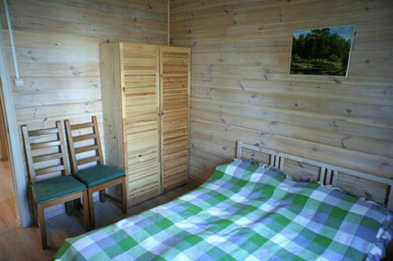 Коттедж с двумя спальнями на 4 человек, Поселок Терву, Ладожская улица, 21, Лахденпохья - Фотография 6