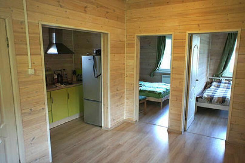 Коттедж с двумя спальнями на 4 человек, Поселок Терву, Ладожская улица, 21, Лахденпохья - Фотография 7