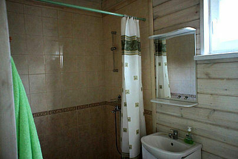 Коттедж с двумя спальнями на 4 человек, Поселок Терву, Ладожская улица, 21, Лахденпохья - Фотография 8