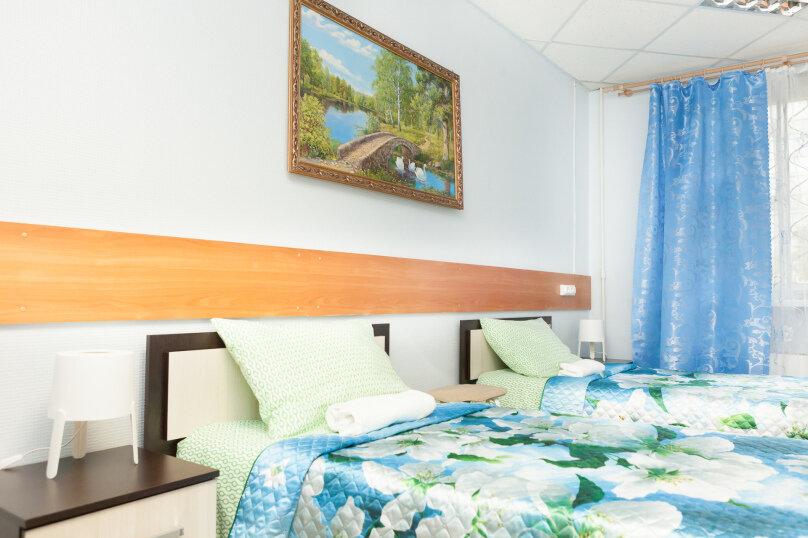 Кровать в общем номере на 3 человека, улица Академика Анохина, 13, Москва - Фотография 1