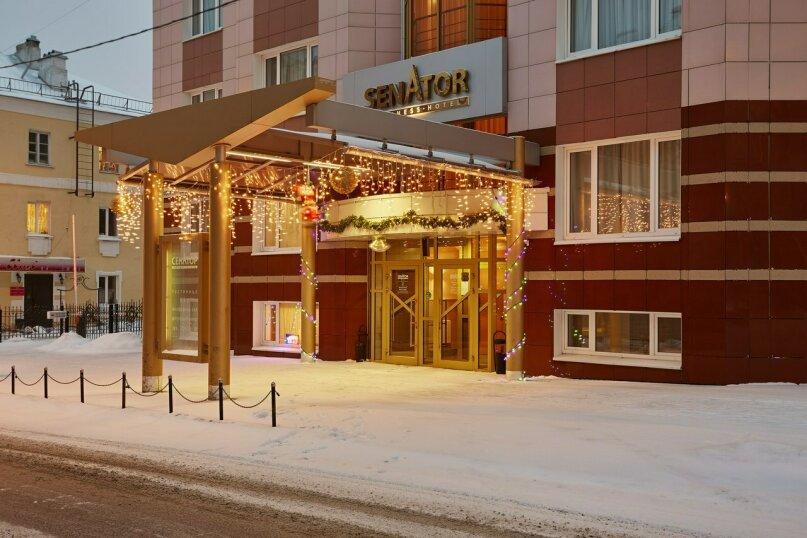 """Бизнес-отель """"Сенатор"""", улица Хомякова, 14 на 33 номера - Фотография 6"""
