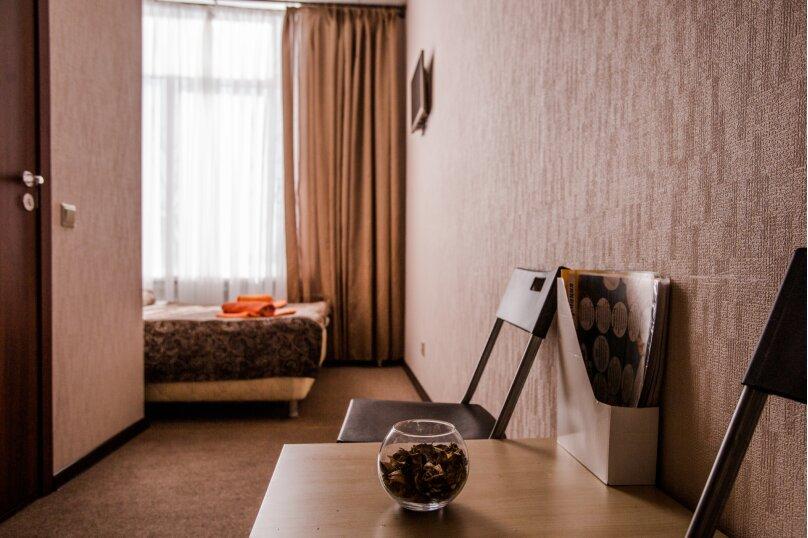Стандартный номер с двуспальной кроватью, проспект КИМа, 6, Санкт-Петербург - Фотография 3