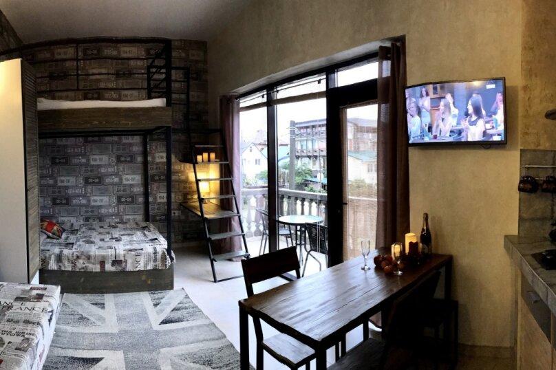 Отдельная комната, переулок Кувшинок, 15, Адлер - Фотография 1