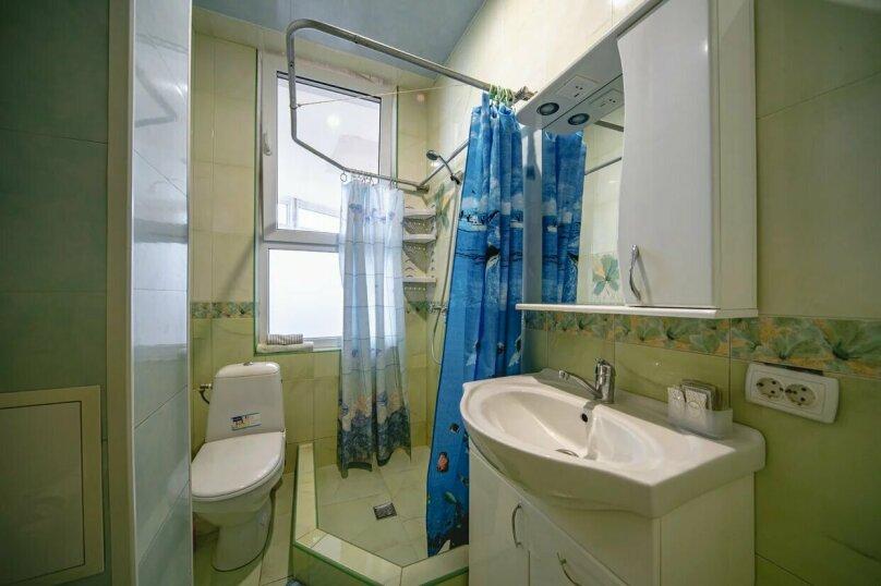 Отдельная комната, улица имени Умера Акмоллы Адаманова, 19, Ялта - Фотография 21