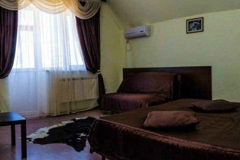 3-комн. квартира, 80 кв.м. на 10 человек, Восточная , 34, Витязево - Фотография 2
